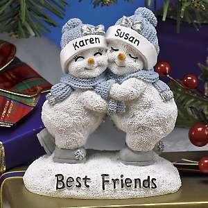 Snowbuddies Best Friends Figurine