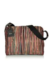 Tangled Multistripe Satchel Bag by Paul Smith Accessories