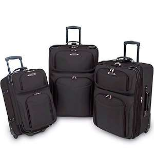 Home Solutions Travelers Choice Luggage Luggage Sets