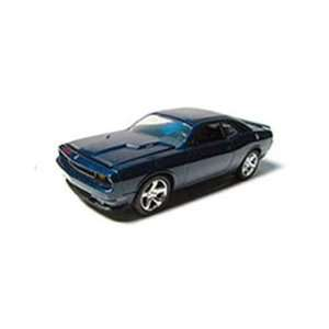 2009 Dodge Challenger R/T 1/64 Blue Toys & Games