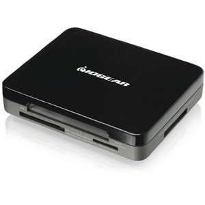 Iogear GUH287 3 port Mini Combo Hub and Card Reader. 3PORT USB 2.0 HUB