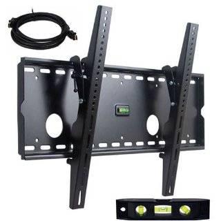 TV Black Tilt Wall Mount Bracket for SAMSUNG 37 40 46 52  inch tv