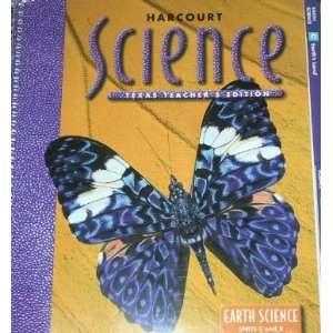 Science Unis C & D (Grade 3) (9780153157264) Rober M. Jones Books