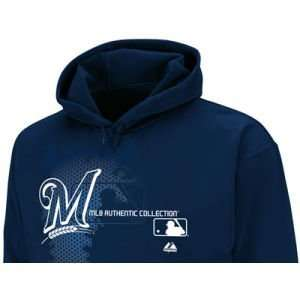 Milwaukee Brewers VF Activewear Youth AC Change Up Hooded Fleece