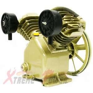 CFM 115 PSI TWIN CYLINDER AIR COMPRESSOR PUMP