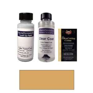 Gold Metallic Paint Bottle Kit for 1986 AMC Alliance (AC) Automotive