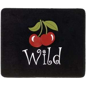 Auto Expressions Cherries Universal Fit Rear Utility Mat