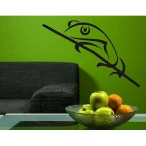 Best Quality Vinyl Wall Sticker Decals   Grass Frog ( Size