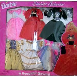 barbie evening gowns Toys & Games
