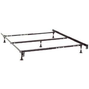 King Metal Bed Frame: Home & Kitchen