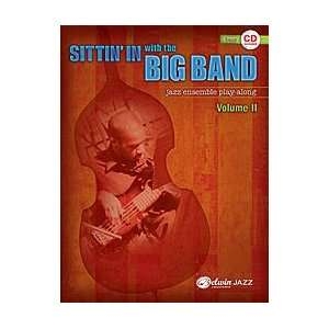 Sittin In with the Big Band, Volume 2 Musical Instruments