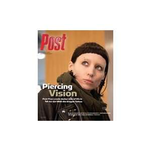 Post Magazine   Rooney Mara   Nov 2011   Girl with the Dragon Tattoo