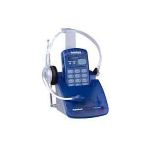 Radio Shack ET 3502 900MHz Cordless Headset Phone Electronics