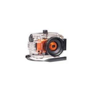 Underwater Waterproof Housing Case for Canon SD1400 IS D Camera