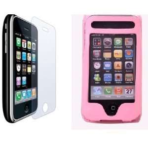 NEEWER® Pink PU Leather Flip Skin Case Cover For Apple