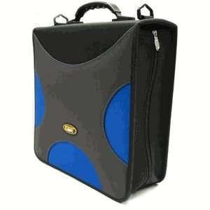 EOL] SuperMediaStore 240 Disc Capacity High Quality Blue CD Wallet