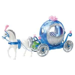 Disney Princess Cinderella Transforming Pumpkin Carriage Toys & Games