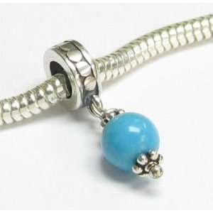 Bead for Pandora European Charm Bracelets Arts, Crafts & Sewing