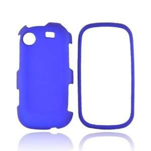 For Samsung Messager Touch R630 Hard Case Cover BLUE Electronics