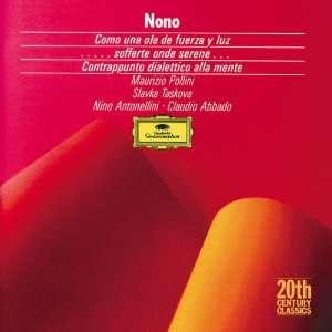 Luigi Nono Como una ola de fuerza y luz, for Soprano