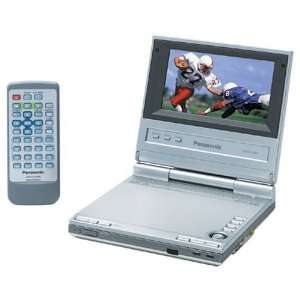 Potable Multi Region DVD with CD/ Player Electronics