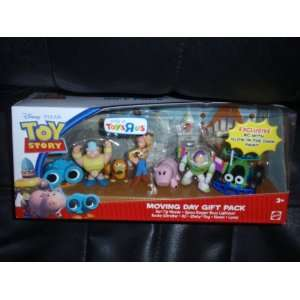 New Disney Toy Story Moving Day Gift Pack   Figurines  Toys & Games
