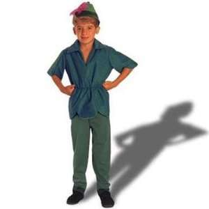 Peter Pan Child Costume (Small) Toys & Games