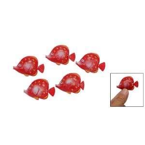 like Red Plastic Floating Fish Aquarium Tank Ornament Pet Supplies