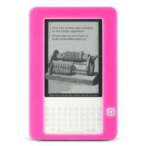 Premium Hot Pink Soft Flexi Flexible Silicone Skin Case