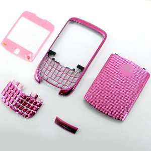 New Pink Full Housing Cover Faceplate Bezel Fascia Plate Panel Frame