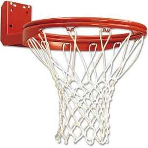 Rear Mount Double Rim Goal  Sports & Outdoors