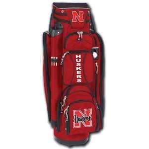 College Licensed Golf Cart Bag   Nebraska Sports