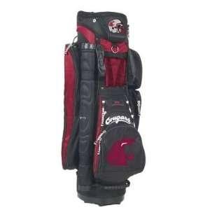 College Licensed Golf Cart Bag   Washington State Sports