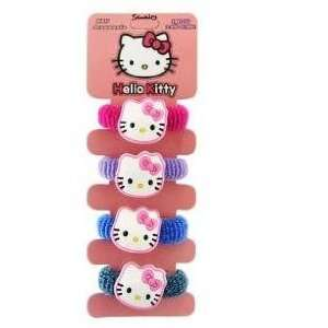 Hello Kitty hair bands   4 pcs set