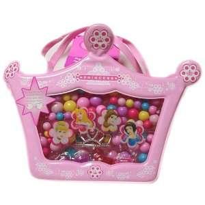 Disney Princess Pop Bead Tiara Purse Toys & Games