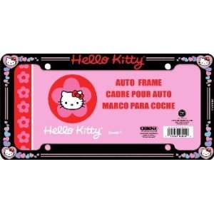 Hello Kitty License Plate Frame