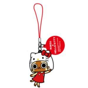 Sanrio Hello Kitty x Monster Hunter Airou Cell Phone Charm
