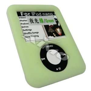 Apple iPod Nano 3 III (Nano 3rd Generation) Soft Skin Case