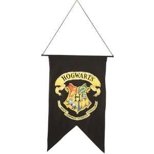 Hogwarts Banner   Harry Potter Decoration Toys & Games