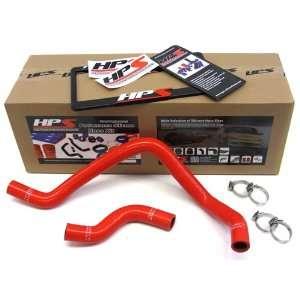 92 93 94 95 96 97 98 99 00 Honda Civic HPS Silicone Radiator Hose Kit