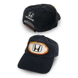 Honda Navy/Orange Patch Cap