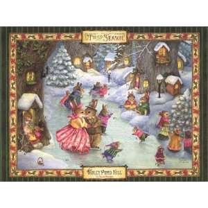 Holly Pond Hill Advent Calendar (9780525463924) Paul
