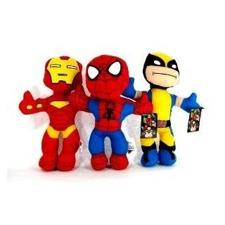 Marvel Iron Man 14 Plush Toy   Iron Man Plush Toys