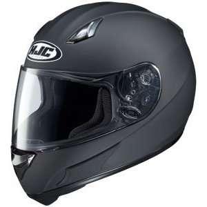 HJC AC 12 Full Face Motorcycle Helmet Matte Black XXL Automotive