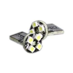194 168 T10 Wedege SMD High Power LED HYPER WHITE BULBS Dome Lights