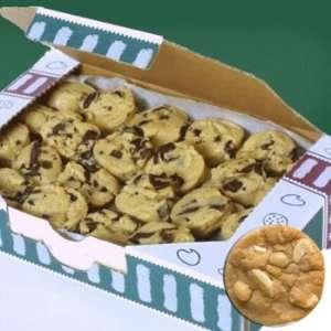 Chippery Gourme Whie Chunk Macadamia Nu Cookie Dough   wo, 48 c