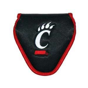 College Golf 2 Ball Mallet Putter Cover