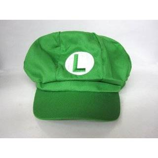 Super Mario Brothers  Luigi Hat Cushion (Not a Hat) Toys