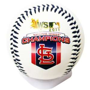 MLB St. Louis Cardinals 2011 National League Champions Baseball