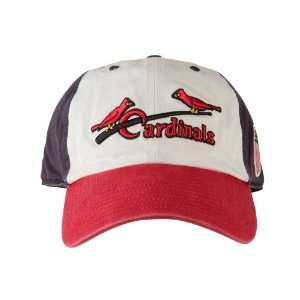 MLB St. Louis Cardinals Fitted Baseball Hat: Sports